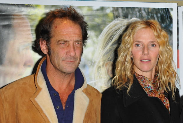 Vincent Lindon et Sandrine Kiberlain