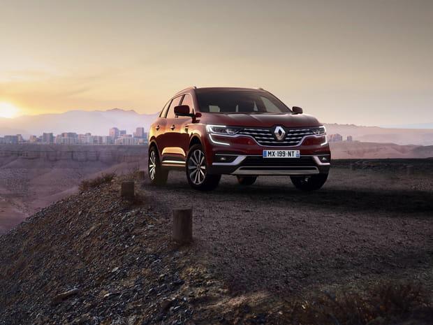 Le nouveau Renault Koleos en images