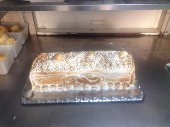 Dessert : L'Auberge du Cygne  - Omelette norvégienne  -