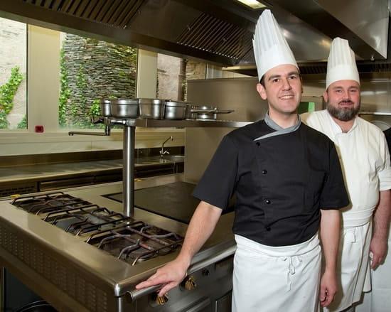 Château de la Perrière  - Le Chef du restaurant, François Xavier BARON -