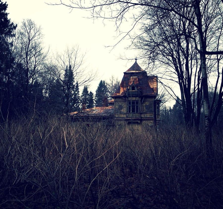 paranormal maison hante