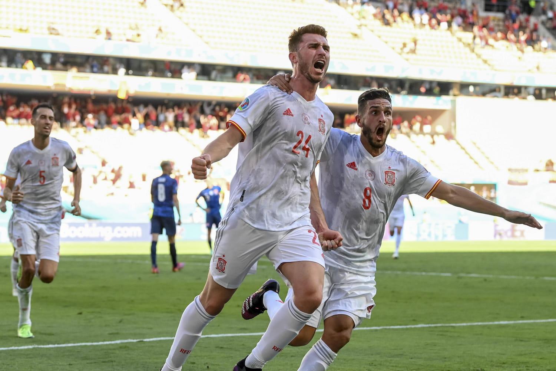 Slovaquie - Espagne: la Roja en huitièmes avec la manière, le résumé du match!