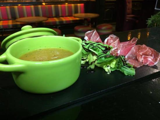 Entrée : Windsor Tapas  - soupe -   © windsor