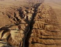 Planète Terre : aux origines de la vie : La faille de San Andreas