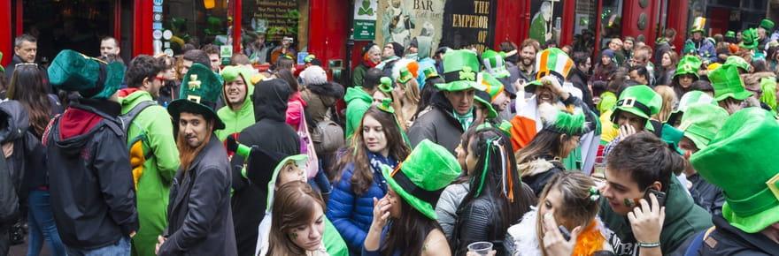 Saint-Patrick: Paris, Lille, Toulouse... Où faire la fête en France?
