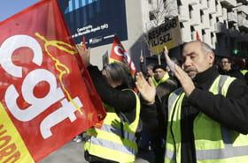 Manifestation du 5février: Paris, province... La grève générale en direct