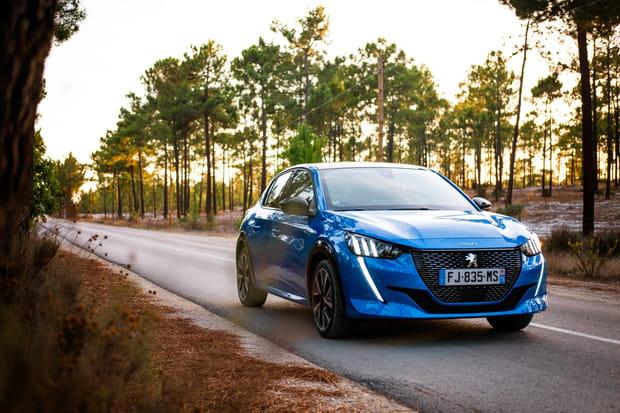 2020- Peugeot 208