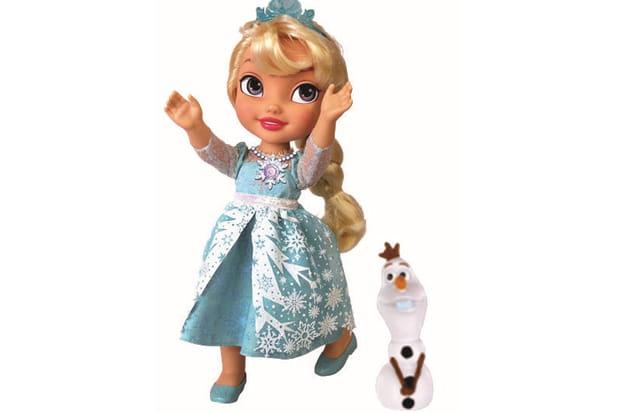 Princesse des Neiges (suite)