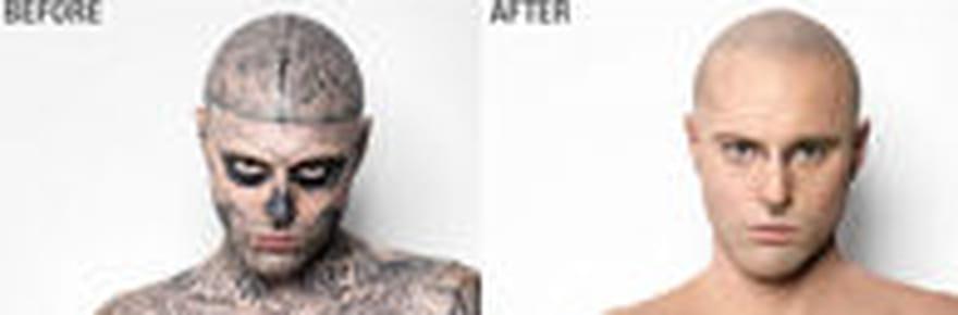 L'étonnante métamorphose de Zombie Boy