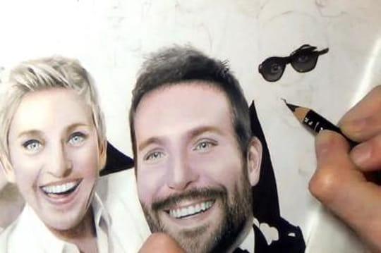 Ceci n'est pas le selfie des Oscars