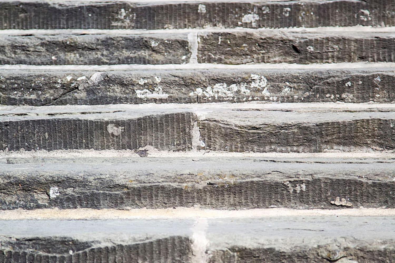 Réparer un escalier en béton