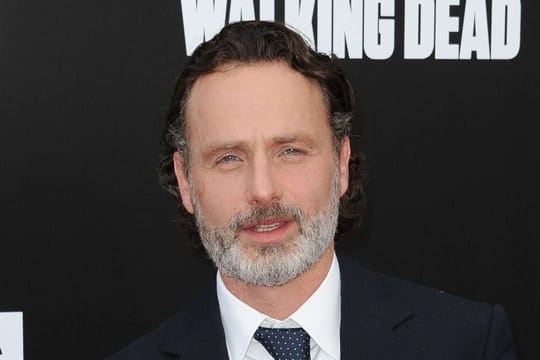The Walking Dead : ce que la saison 9 réserve à Andrew Lincoln