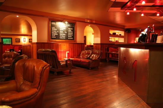Restaurant : Lounge 21  - Tapas Lounge 21 Alpe d'Huez -   © Tapas Lounge 21