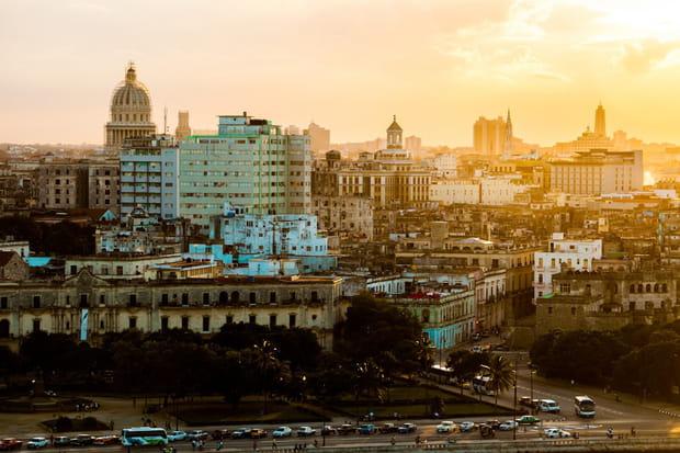 Parcourir La Havane à Cuba