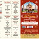 Le Swaraj   © Photo du menu