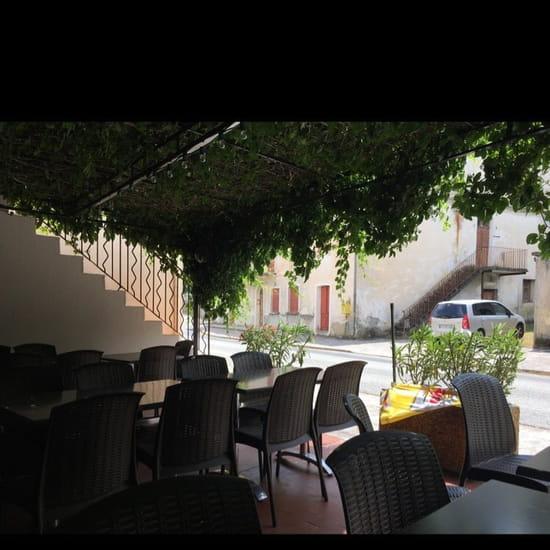 Restaurant : Chez Jacqueline  - Terrasse  -