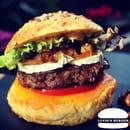 Plat : Luvin's Burger  - Burger – Le Mielleux -   © Luvin's Burger
