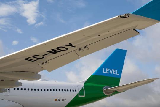 Level: la compagnie a inauguré son premier vol vers les Antilles