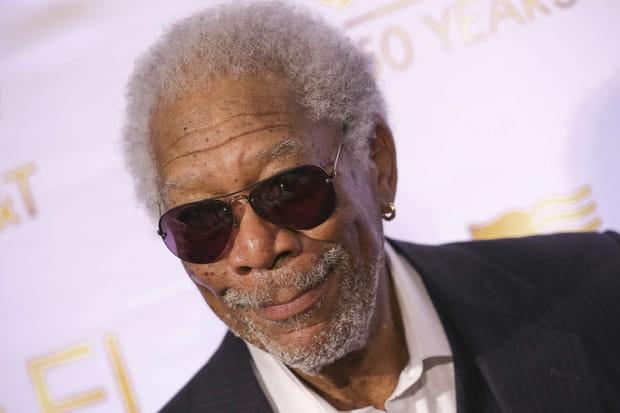 Morgan Freeman atteint de fybromyalgie