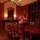 Auberge Logis de Mirepoix  - salle a manger XVIII e siècle -