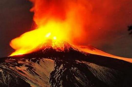 Etna : les images de l'éruption