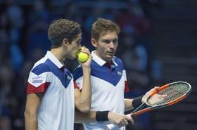 Coupe Davis: interrogations sur le double avant la finale France - Belgique
