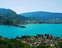 Des racines et des ailes : Des lacs de Savoie aux lacs italiens