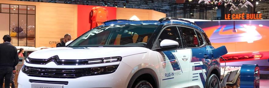 Reportage à bord du Citroën C5 Aircross