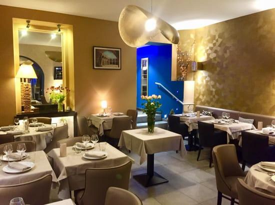 Restaurant : Le Cèdre  - Repas entre amoureux et entre amis, Le Cèdre à Nice -