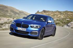 La nouvelle BMW Serie 1en photos