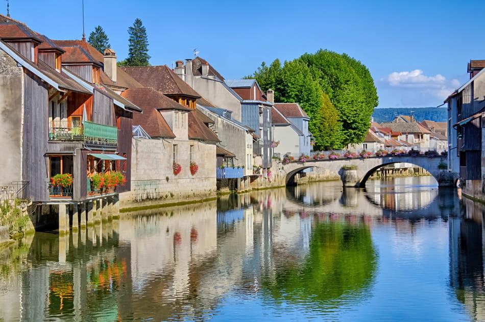 Une semaine au vert en Franche-Comté
