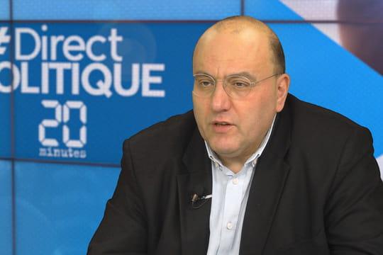 """Julien Dray:Julien Dray: """"J'aurais voté l'état d'urgence aveclamain tremblante"""""""