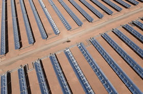 Découvrez la future plus grande centrale solaire du monde, au Maroc
