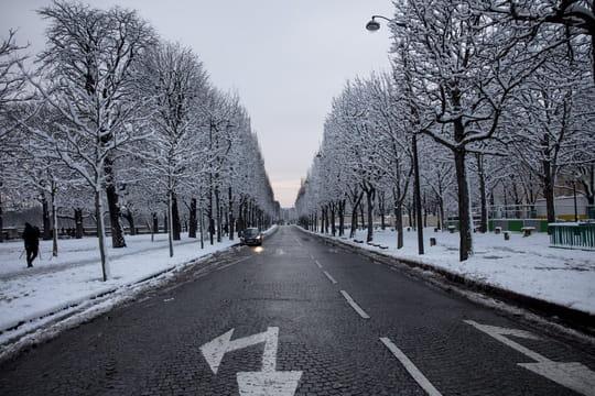 Neigeen France: Paris, Normandie... Où va-t-elle tomber? Les prévisions