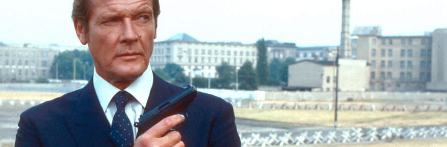 Roger Moore: James Bond s'est éteint, de quoi est mort l'acteur?