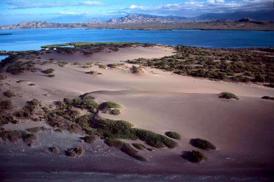 Direction le sud-ouest et ses dunes exotiques