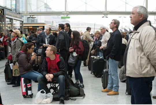 Grève SNCF & RATP: les perturbations de trafic du 22mars en direct