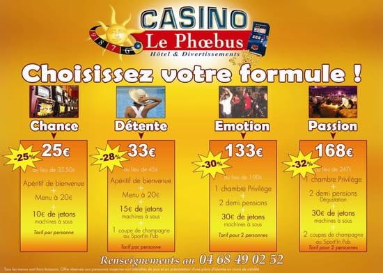 Restaurant du Casino de Gruissan