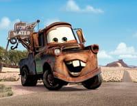 Cars Toon : Martin volant non identifié