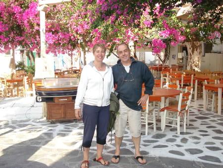 Gurvan Et Jocelyne Mr Pinault Et Mlle Morvan