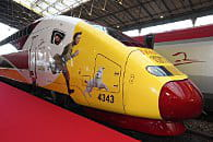 tintin milou thalys 2011 paramount pictures and columbia pictures thalys