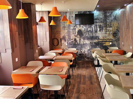 Restaurant : Le Petit Braisé (Zi BOP)  - Design inspirant -   © C