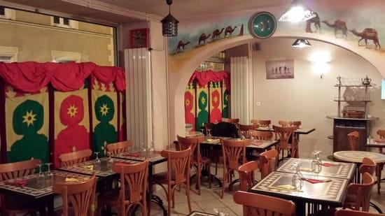 Le Paloma  - salle resto -