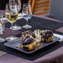 Restaurant le Meryl  - profiteroles -   © alain