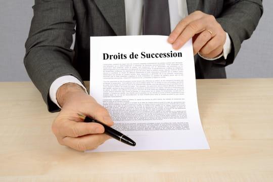 Frais de succession: calcul et montant des droits de succession