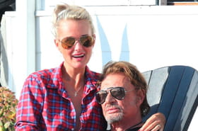 Laeticia Hallyday : son message émouvant sur la mort de Johnny