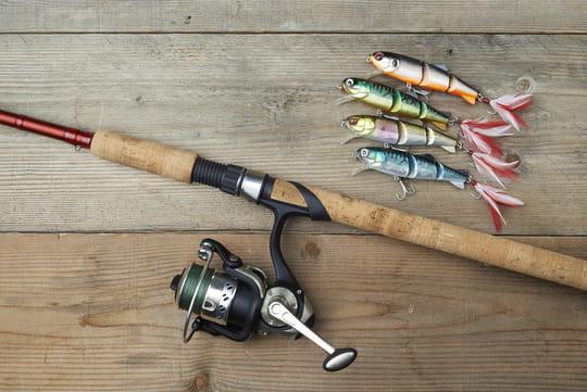 Matériel de pêche: les équipements nécessaires