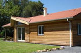 La maison préassemblée à ossature bois de Didier