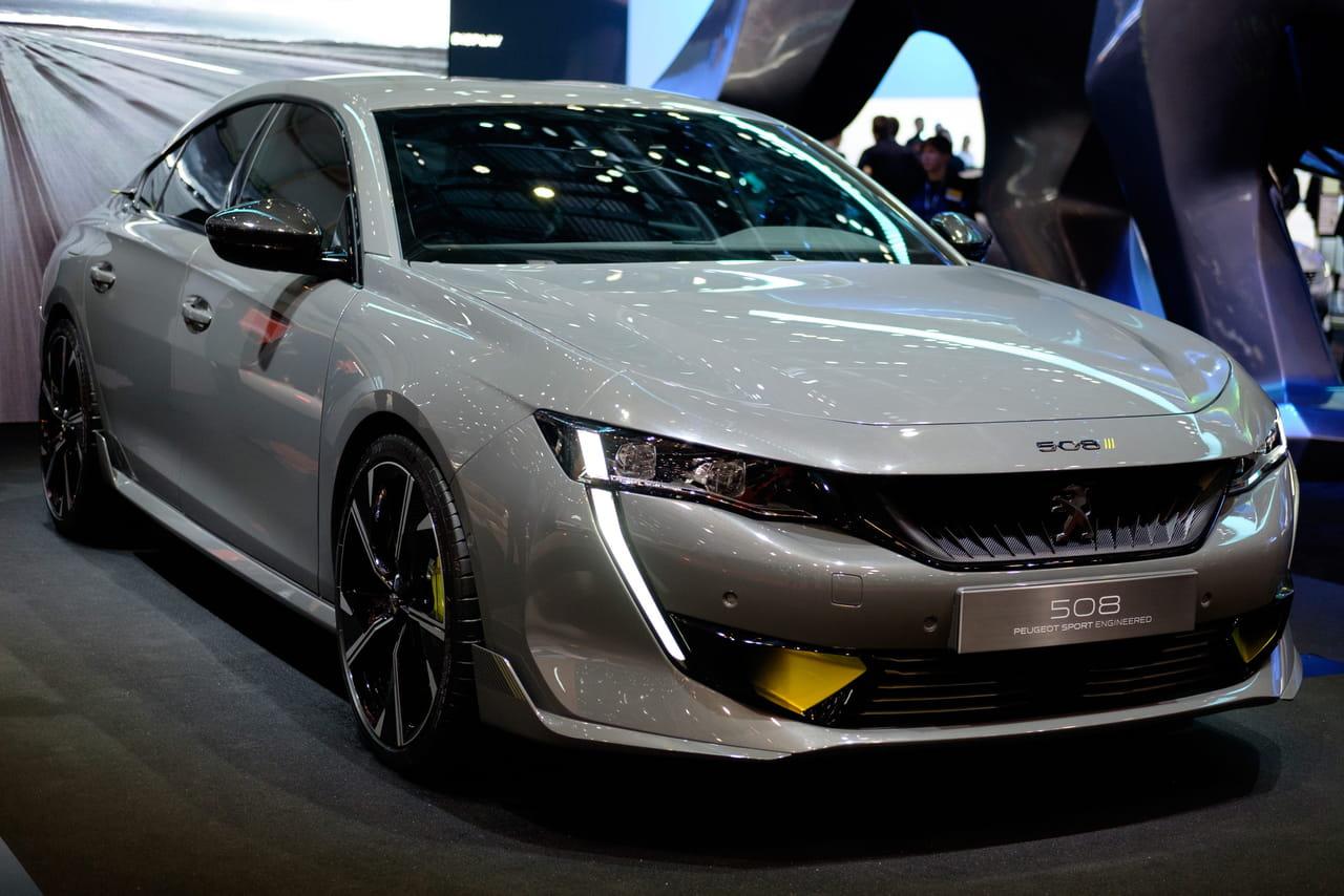 Peugeot 508: la 508hybride sportive confirmée! [date de sortie, prix]