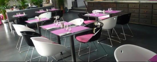 Restaurant : Le Loft  - Salle restaurant -